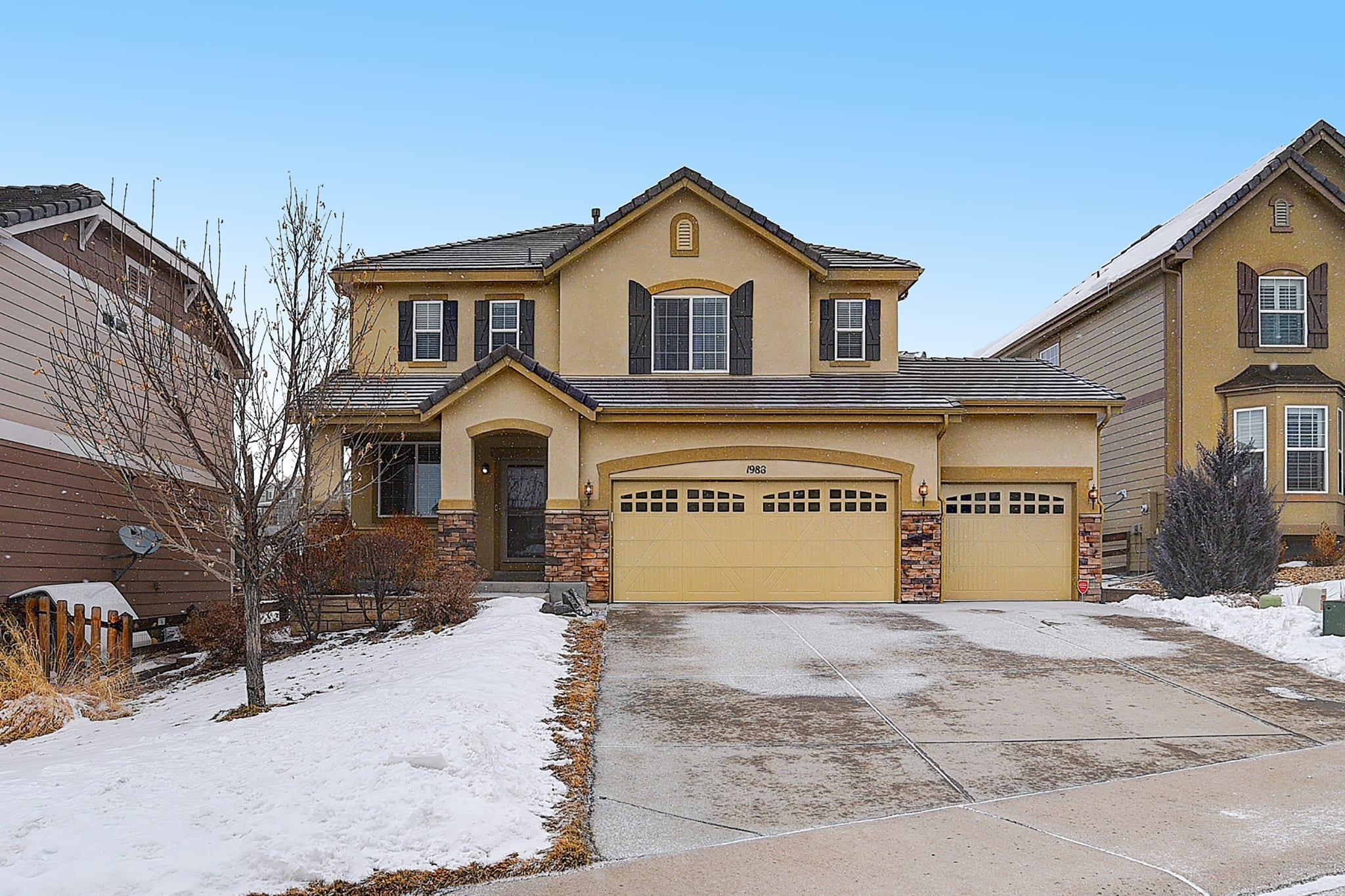 1988 Bellavista Street, Castle Rock, CO 80109